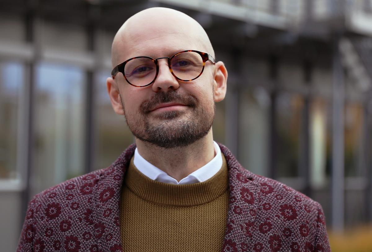 Dr. habil. Milos Filipovic © ISAS