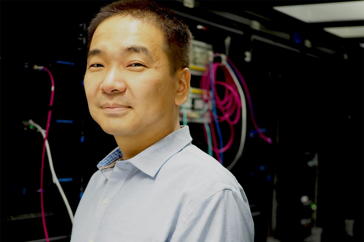 Dr. Jianxu Chen hat seine Forschungsarbeit am ISAS aufgenommen. © ISAS.